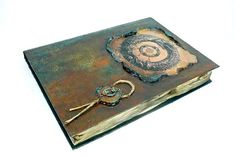 Your place to buy and sell all things handmade Wiccan, Witchcraft, Eternal Return, Rusty Metal, Ancient Symbols, Acrylic Colors, Book Of Shadows, Altered Books, Spelling