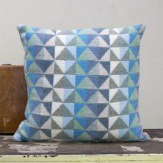 Patchwork Cushion £65.00