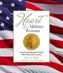 Eldonna Lewis Fernandez , co author of the award winning Heart of a Military Woman which is a compilation of stories by, for and about military women, is also a contributing author in Heart of a Woman in Business, inspirational stories for women in business.