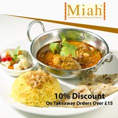 Miah Indian Takeaway, top-ranked Indian Restaurant in Pevensey, offers delicious Indian food for you to enjoy. Our first-class service creates the unrivalled ambience for the perfect Indian cuisine experience, ensuring that all have the opportunity to enjoy the perfect cuisine. See the full menu and offers of this Indian Restaurant in Pevensey and select the best deal for you. Place your order now in just a few clicks. You can pay via cash or card. Indian Food Recipes, Ethnic Recipes, Food Items, A Table, Main Dishes, Curry, Spices, Menu