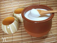 Yogures Caseros: Yogur griego