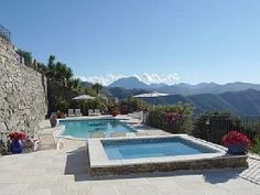 A piece of heaven with a pool and hot tub, Wi-Fi... in Lama Corse Balagne