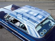 1964 Chevrolet Impala - Blue Monday - Lowrider Magazine