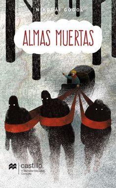 De 'Almas muertas' a 'Luces de bohemia', Juan Palomino firma las cubiertas de títulos clásicos para Castillo.