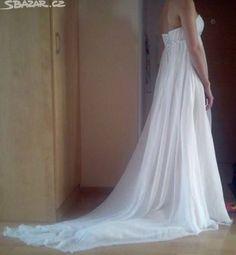 svatební šaty - obrázek číslo 1