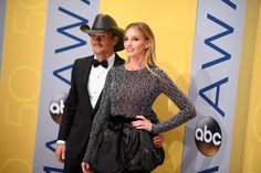 Tim McGraw and Faith Hill kicked off their Soul2Soul World Tour in New Orleans on Friday, April 7, and some noteworthy stars were in attendence, including Matthew McConaughey and his wife, Camila Alves.
