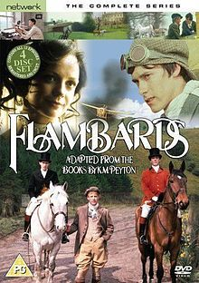 """I fell in love with """"Flambards"""" when it was first broadcast in 1980. I now have the DVD set and still watch it periodically."""