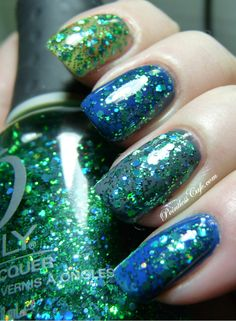 Orly Decoded, Shockwave and Mermaid's Tale Pointless Cafe