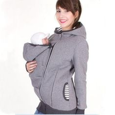 NEW Mother Kangaroo Hoodie, Great for Outings