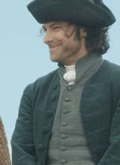 Poldark. I love his smile!!!