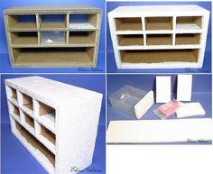 diy mini chest of drawers
