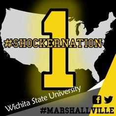 28-0!! Only one team can say that - WSU Shockers!! #BringGamedayToWichita