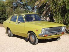 1974 Datsun 120Y Sedan - Australia by Five Starr Photos ( Aussiefordadverts), via Flickr