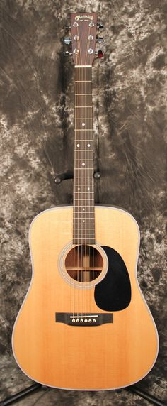 The most beautiful sounding guitar I have ever played. If I could have this, a cozy summer cabin in Colorado and a peaceful heart...the sky would be my limit.