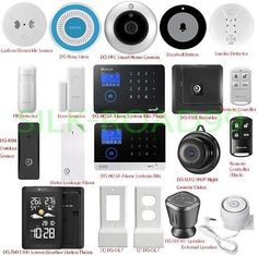 DIGOO Wireles 3G Home Security Door Alarm Burglar System Infrared Motion Sensor #DIGOOSystemSensor #homesecuritydoor