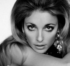 Sharon Tate could walk down the street today and  and hair makeup and jewelry wouldn't look out of place! That's the ART of permanent fashion.