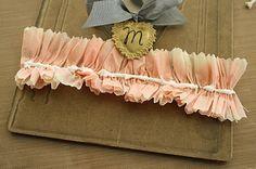 crepe paper ruffle