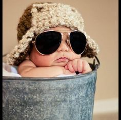How Cute Is This Little Newborn Pic