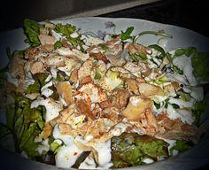 Σαλάτα Κοτοράντο Salad Dressing, Potato Salad, Cauliflower, Cabbage, Recipies, Potatoes, Chicken, Meat, Vegetables