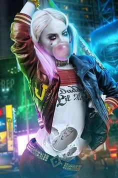 Suicide Squad Harley Quinn Fan Art