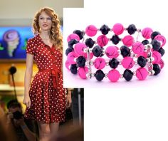 4.Let's go out and get some SUN-Taylor-Swift-Clothes-Bracelets to buy if you follow Taylor Swift style