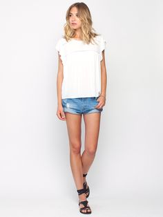 Gentle Fawn Sapphire top