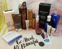 Bits and Boxes: BeautyFix June 2015 Review ~ So Much Good Stuff!