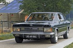1971 Opel Admiral Limousine - Decoration Page Classic Motors, Classic Cars, Vintage Cars, Antique Cars, Volvo Cars, Geneva Motor Show, Limousine, Cars And Motorcycles, Luxury Cars