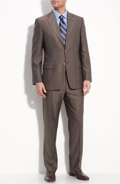 Shane would look so good in a nice suit.