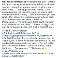 News : The Game Responds To Meek Mill & Beanie Sigel
