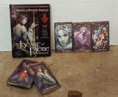 Oracle cards by Brian and Wendy Froud