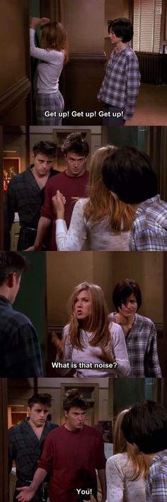 Oh Chandler...