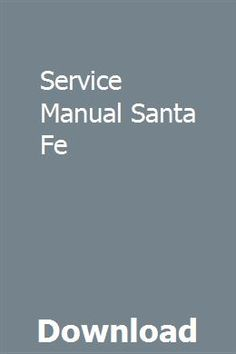 Service Manual Lifan GitHub Gist: instantly share code, notes, and snippets. Hyundai Santa Fe 2006, Schematic Design, Heavy Construction Equipment, Best Authors, Unit Plan, Gps Tracking, Used Parts, Fes, Repair Manuals