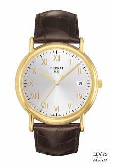 T907_410_16_033_00- CARSON LARGE SIZE #Tissot #TGold