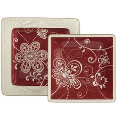 Maribeth Square Dinnerware