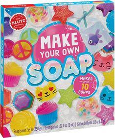 Klutz Make Your Own Soap - The Granville Island Toy Company 05bbcbbdf810