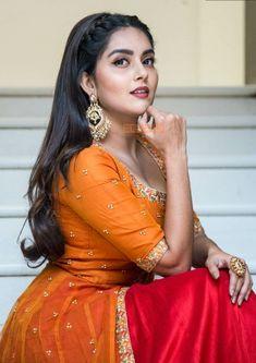 Anu Emmanuel, Beautiful Girl Indian, Picture Tag, Indian Actresses, Dancer, Sari, Pictures, Wallpapers, Beauty