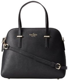 kate spade new york Maise PXRU4470 Tote,Black,One Size