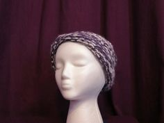 My Little Pony Rarity Inspired Beanie by savvykrafter on Etsy
