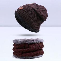 a84350438d1 2016 Fashion Warm Cap Skullies Beanies Winter Hat for Women Men Wool Hat  Unisex Cap Beanie