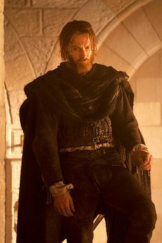 Sean Harris aka Micheletto ... be still my beating heart! The ginger assassin is my latest obsession.