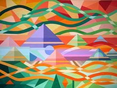 Malerei mit Wasserfarben #malerei #wasserfarben #netzauge #art #watercolors #gouache #tempera #paint #deckfarbe #wassermalfarben