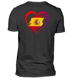 Spanien T-Shirt Basic Shirts, Mens Tops, Fashion, Sevilla Spain, Moda, Fashion Styles, Fasion