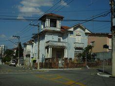 Casas do Belém - Rua Cons. Cotegipe com Marques de Abrantes
