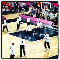 gqitalia's photo  of London 2012 Basketball Arena on Instagram