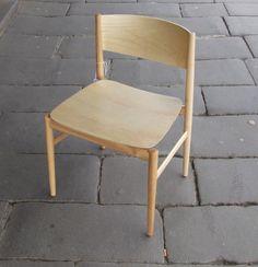 Copenhagen Dining Chair Kabinett Vintage, Piper St, Kyneton