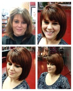 HairStudio20 - boykin & #marcip - www.hairstudio20.com Client: Tracey Verry needing a New Look!