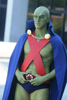 Martian Manhunter (psssst. @Mallory)