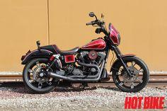 Custom Harley-Davidson Dyna - Breaking the Pattern