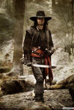 Solomon Kane - Solomon Kane (played by James Purefoy)